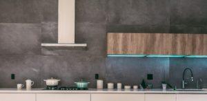 ett kök utan köksposters